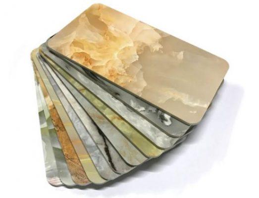 PVC Foam Pima Cẩm Thạch (có bề mặt phủ màu vân đá cẩm thạch) tphcm giá rẻ